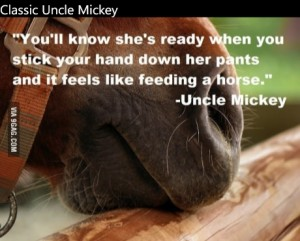 Classic Uncle Mickey