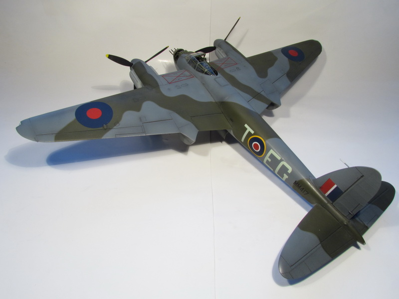 De Havilland Mosquito FB Mk.VI - NF Mk.II 081