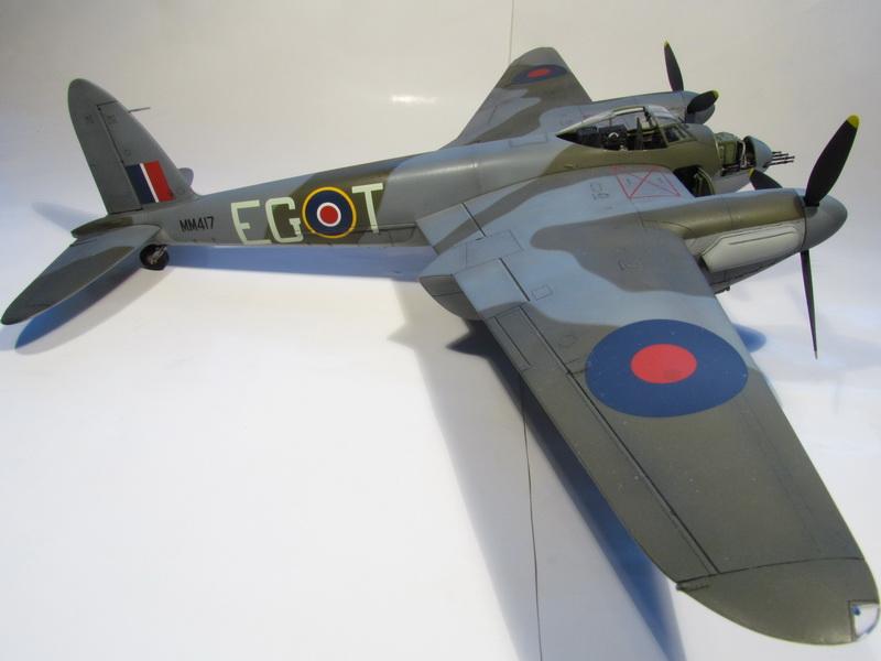 De Havilland Mosquito FB Mk.VI - NF Mk.II 087