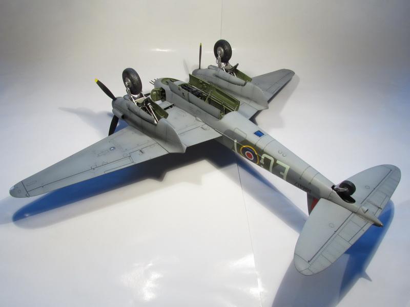 De Havilland Mosquito FB Mk.VI - NF Mk.II 103
