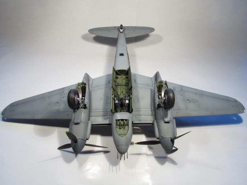 De Havilland Mosquito FB Mk.VI - NF Mk.II 106