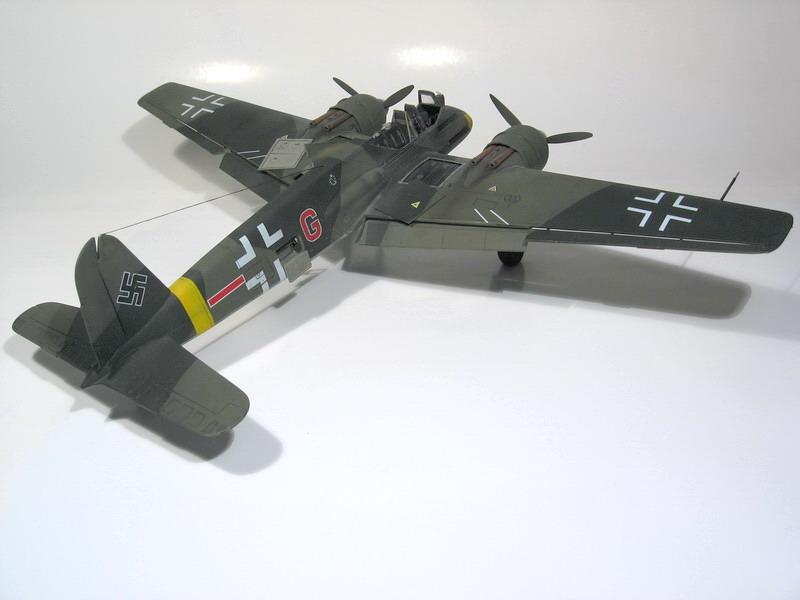 Henschel Hs-129 B-2 068 - gotovo