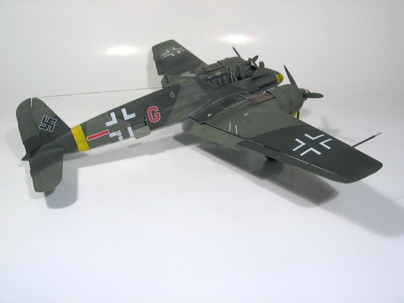 Henschel Hs-129 B-2 070