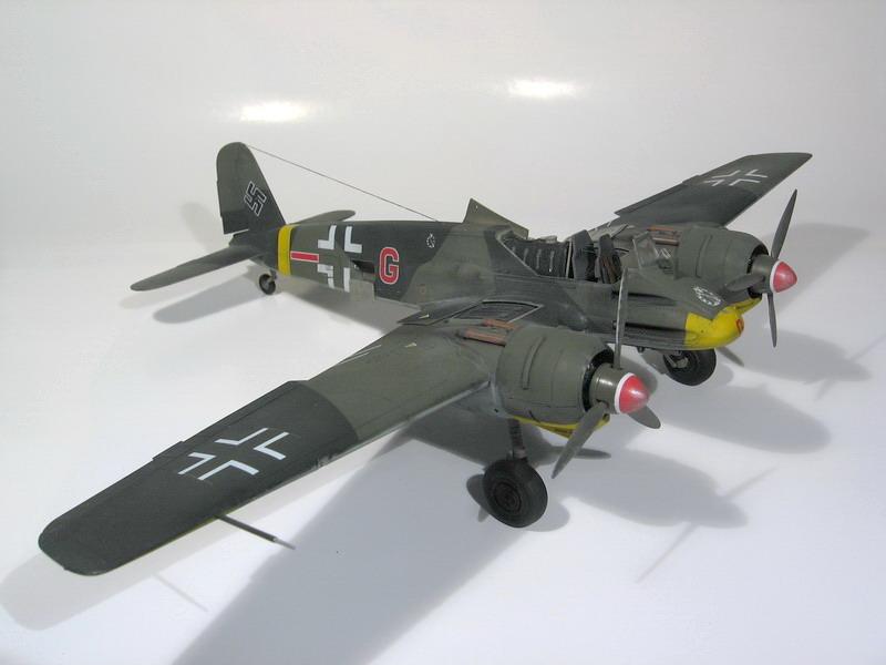 Henschel Hs-129 B-2 072