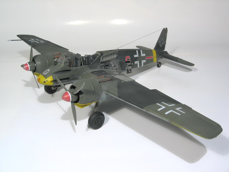 Henschel Hs-129 B-2 080