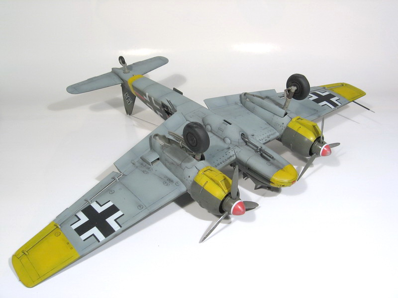 Henschel Hs-129 B-2 091