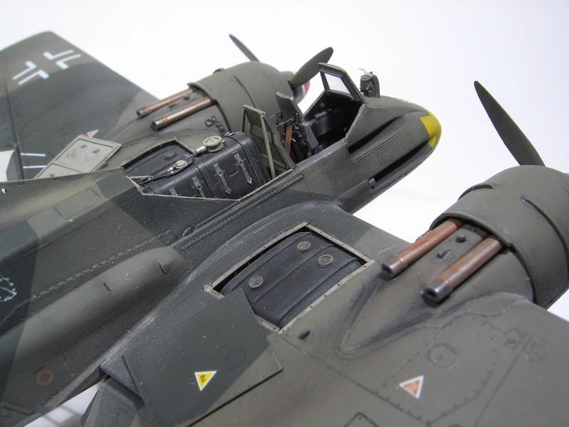 Henschel Hs-129 B-2 108