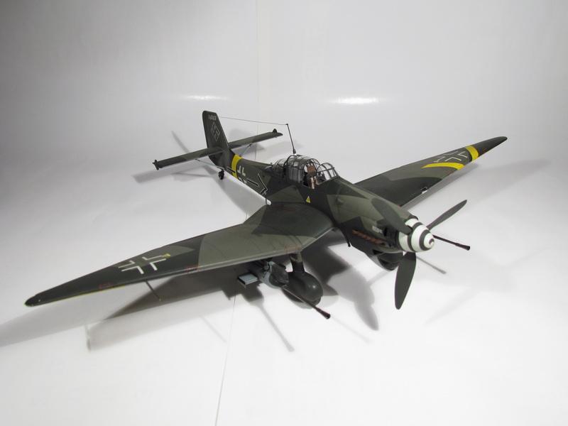Junkers Ju-87 G-2 Stuka 033