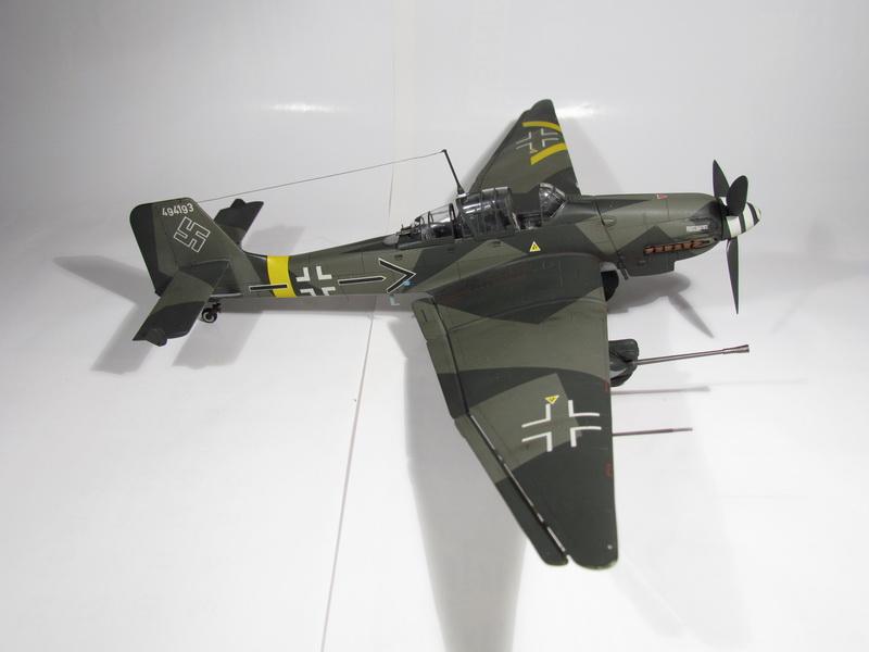 Junkers Ju-87 G-2 Stuka 034