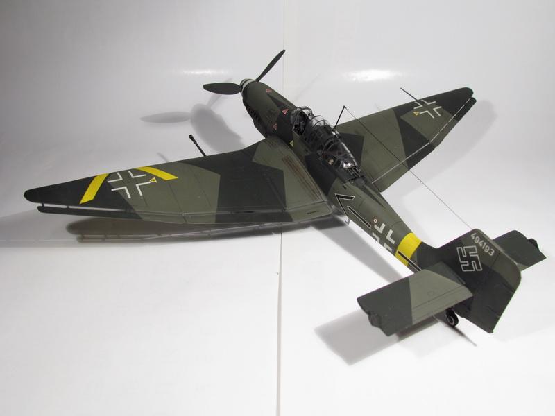 Junkers Ju-87 G-2 Stuka 037