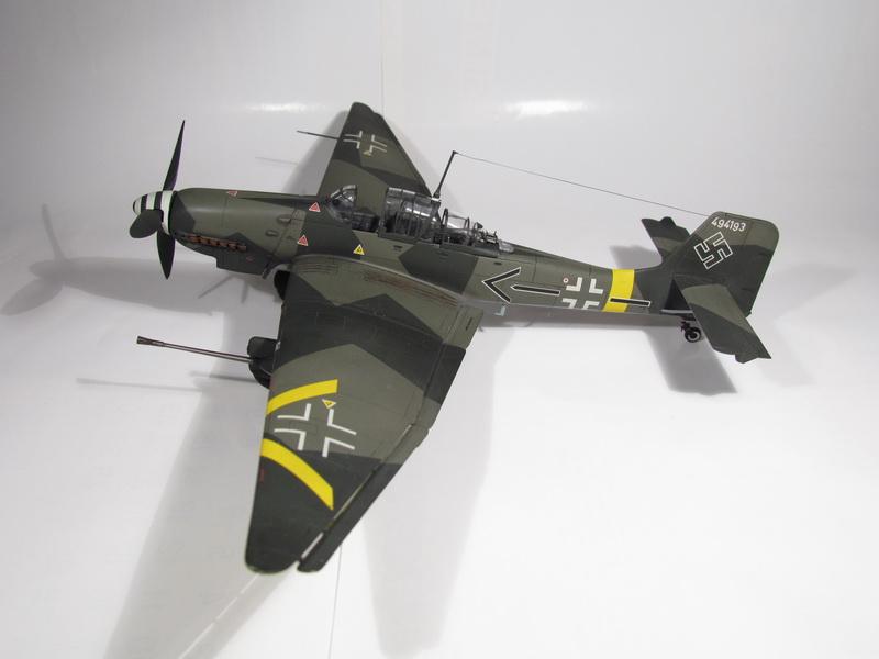 Junkers Ju-87 G-2 Stuka 038