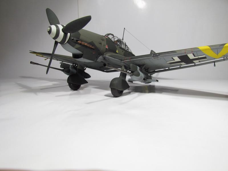Junkers Ju-87 G-2 Stuka 040