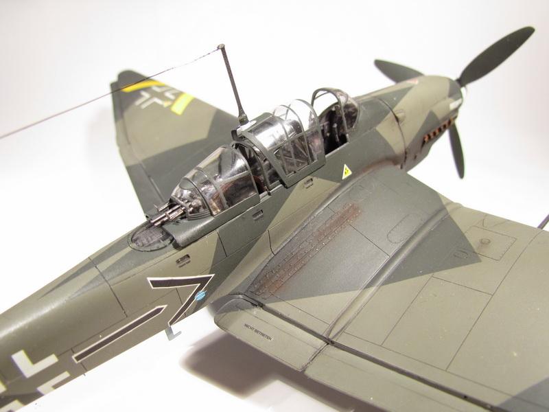Junkers Ju-87 G-2 Stuka 043