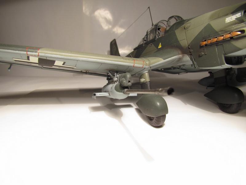 Junkers Ju-87 G-2 Stuka 046