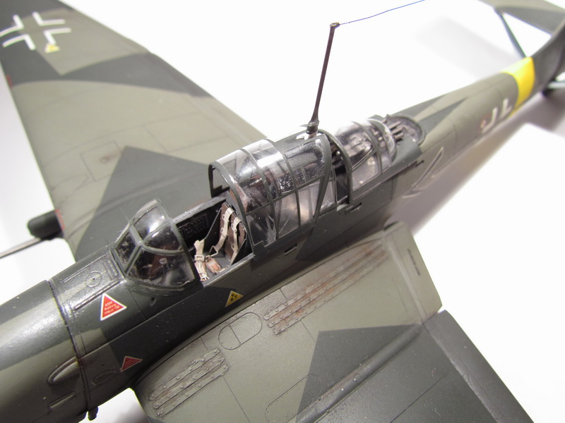 Junkers Ju-87 G-2 Stuka 052