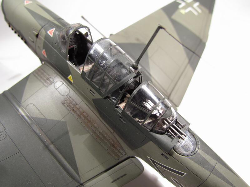 Junkers Ju-87 G-2 Stuka 053