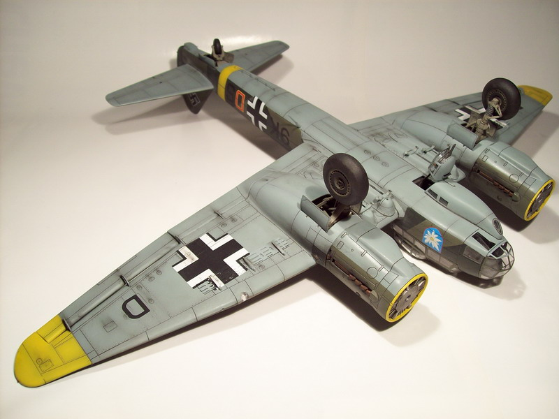 Junkers Ju-88 A-4 Schnell-Bomber 097