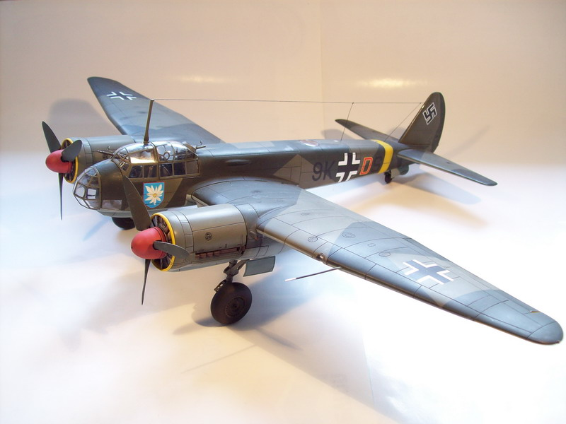 Junkers Ju-88 A-4 Schnell-Bomber 098 - gotov