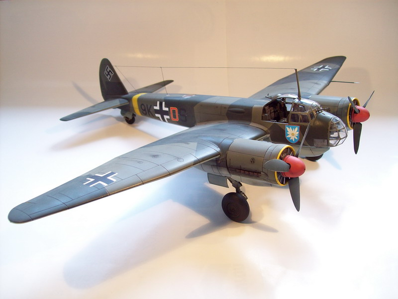 Junkers Ju-88 A-4 Schnell-Bomber 099