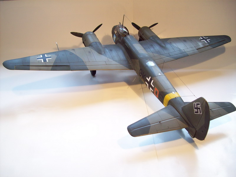 Junkers Ju-88 A-4 Schnell-Bomber 103