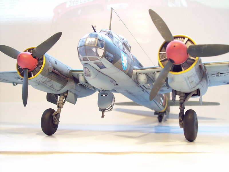 Junkers Ju-88 A-4 Schnell-Bomber 120