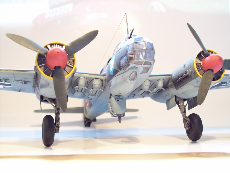 Junkers Ju-88 A-4 Schnell-Bomber 121