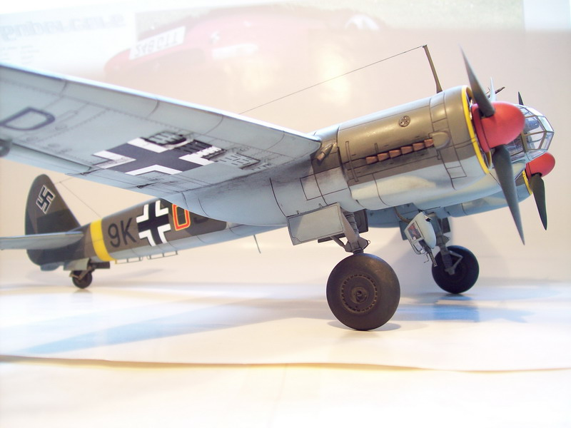 Junkers Ju-88 A-4 Schnell-Bomber 125