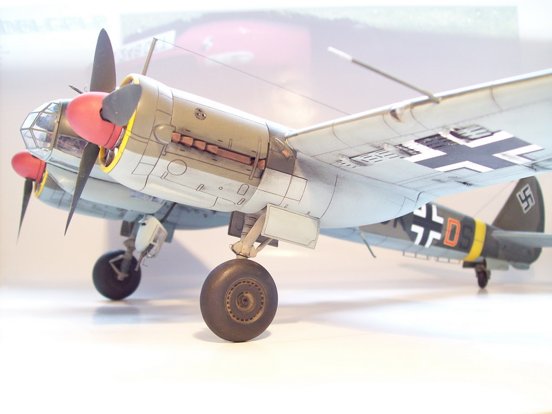 Junkers Ju-88 A-4 Schnell-Bomber 132
