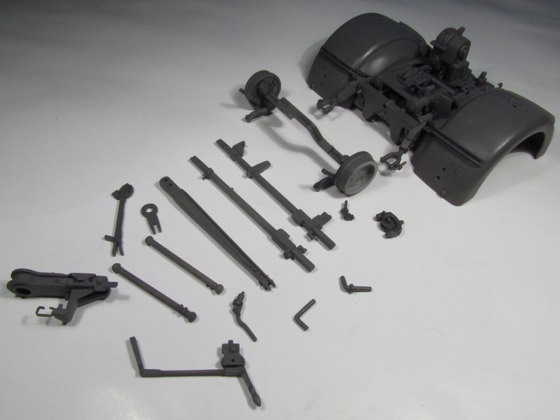 88mm FlaK 36 w FlaK Artillery Crew 068