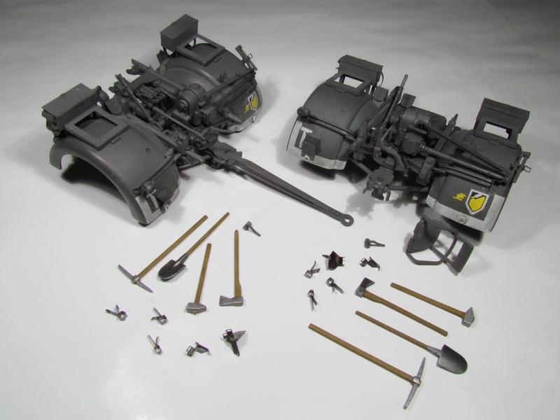 88mm FlaK 36 w FlaK Artillery Crew 084