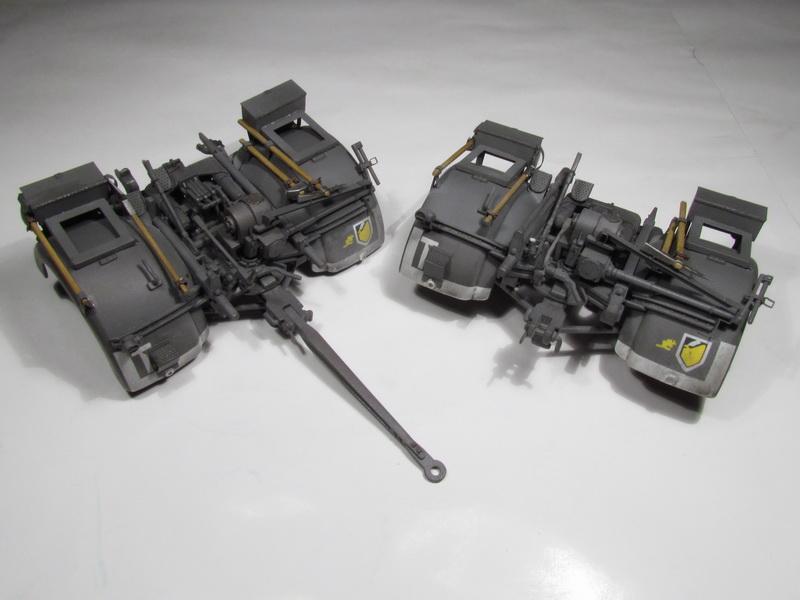 88mm FlaK 36 w FlaK Artillery Crew 086
