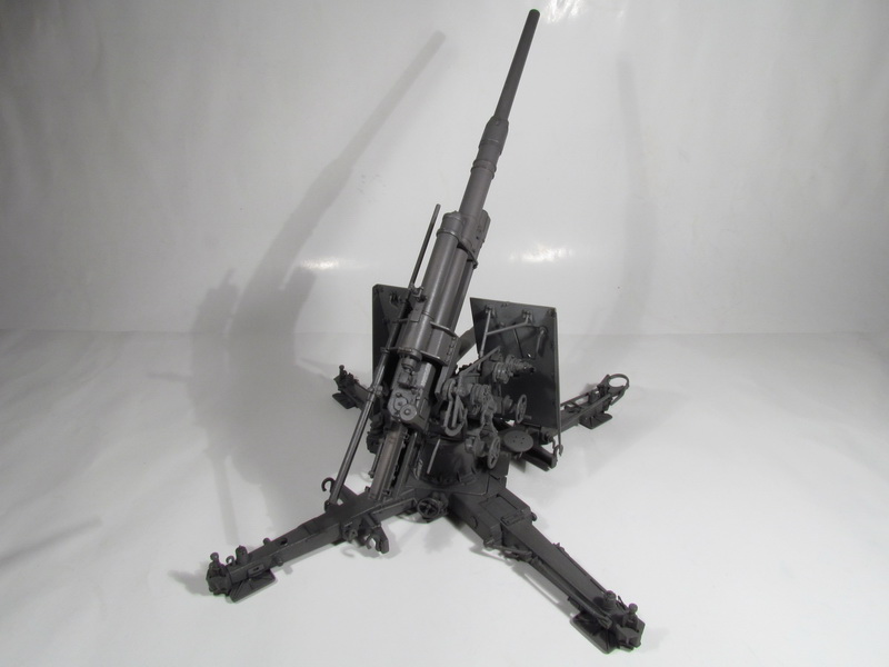 88mm FlaK 36 w FlaK Artillery Crew 099