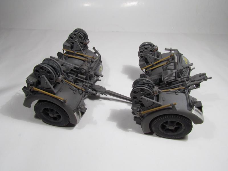88mm FlaK 36 w FlaK Artillery Crew 114
