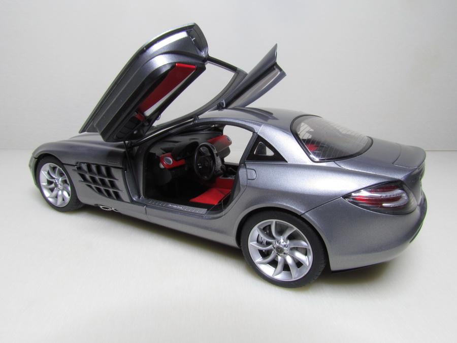 Mercedes-Benz SLR McLaren 115