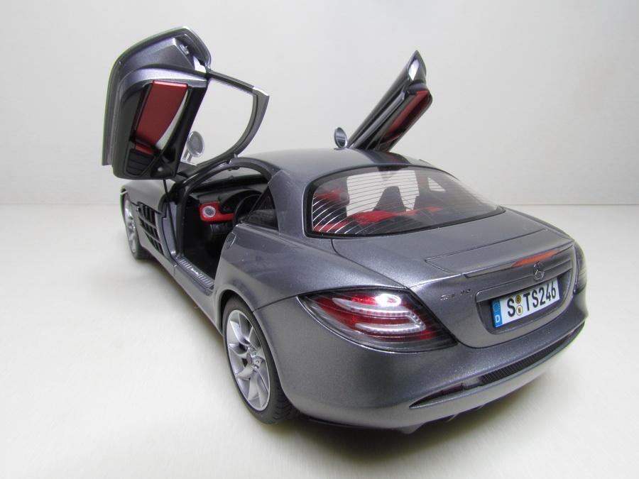 Mercedes-Benz SLR McLaren 116