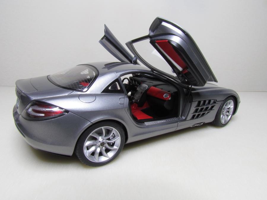 Mercedes-Benz SLR McLaren 119