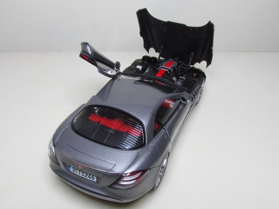 Mercedes-Benz SLR McLaren 152