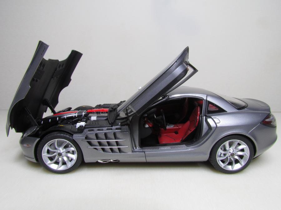 Mercedes-Benz SLR McLaren 160