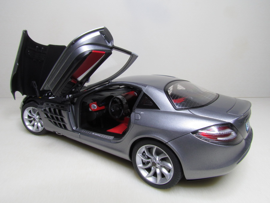 Mercedes-Benz SLR McLaren 161