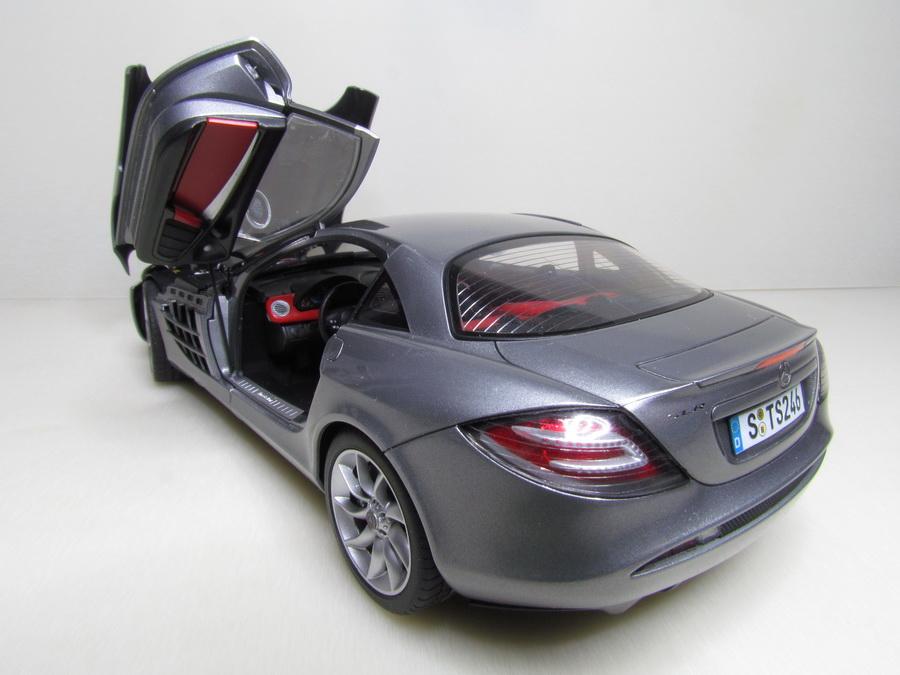 Mercedes-Benz SLR McLaren 162