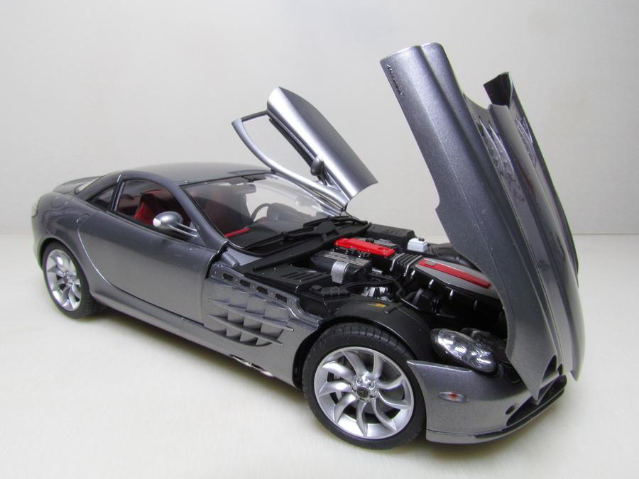 Mercedes-Benz SLR McLaren 167