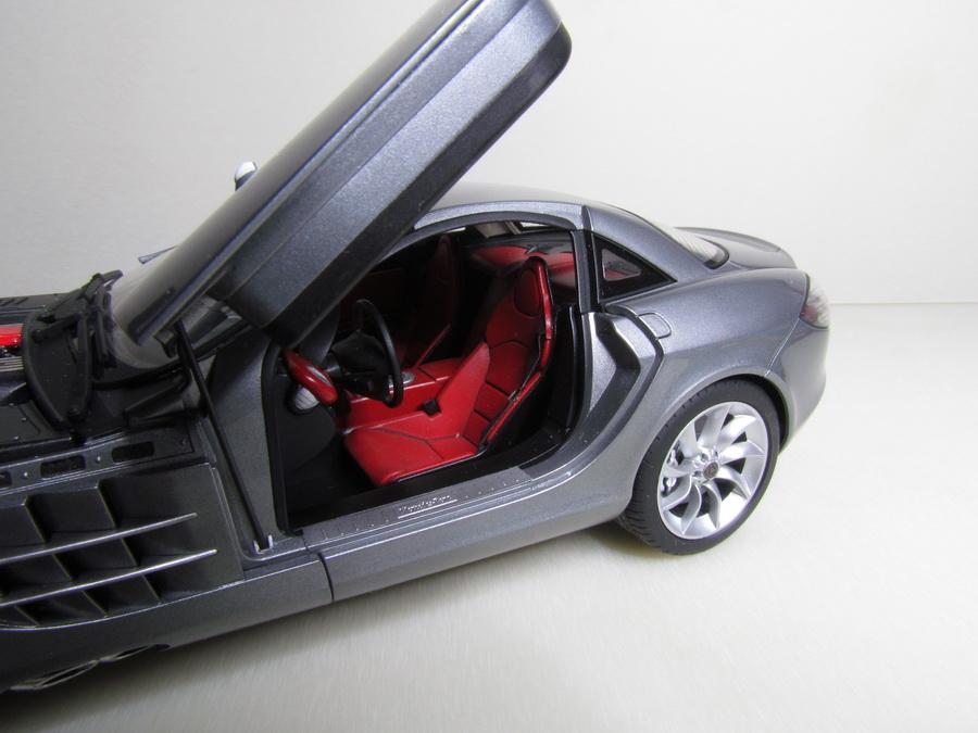 Mercedes-Benz SLR McLaren 174
