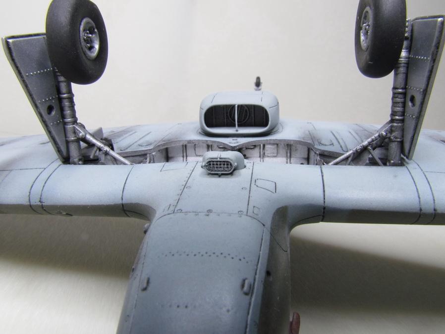 Hurricane Mk IIC 081