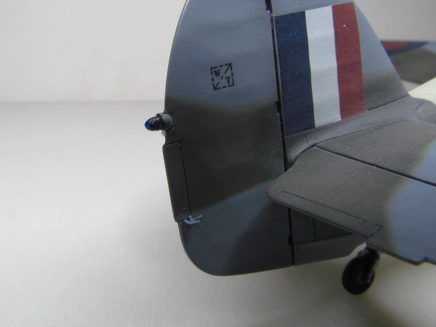 Hurricane Mk IIC 085