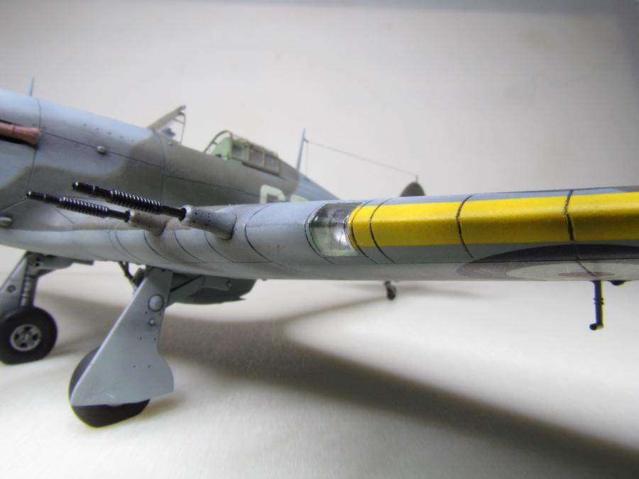 Hurricane Mk IIC 089