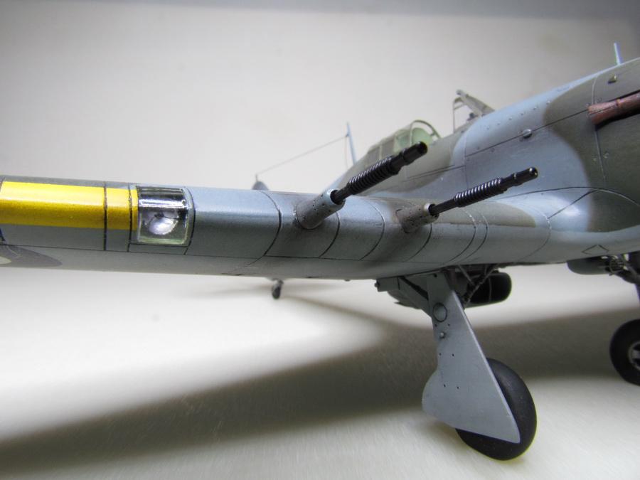 Hurricane Mk IIC 091