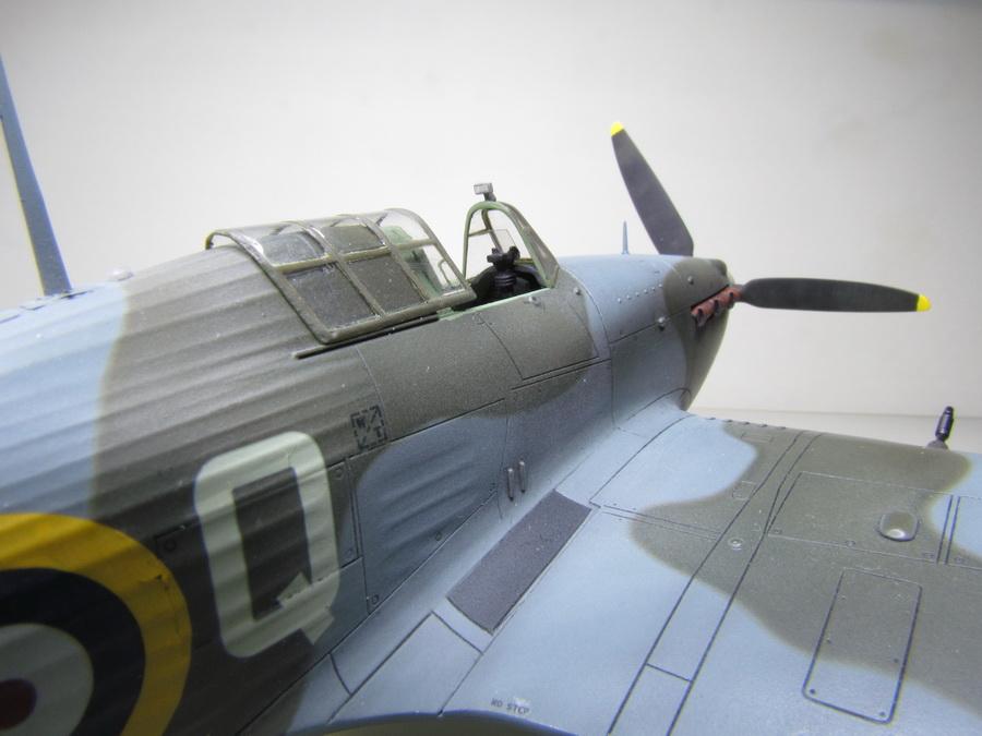 Hurricane Mk IIC 096