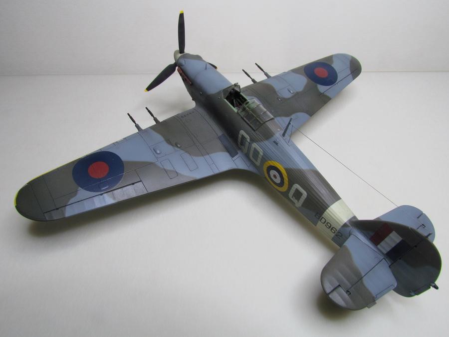Hurricane Mk IIC 104