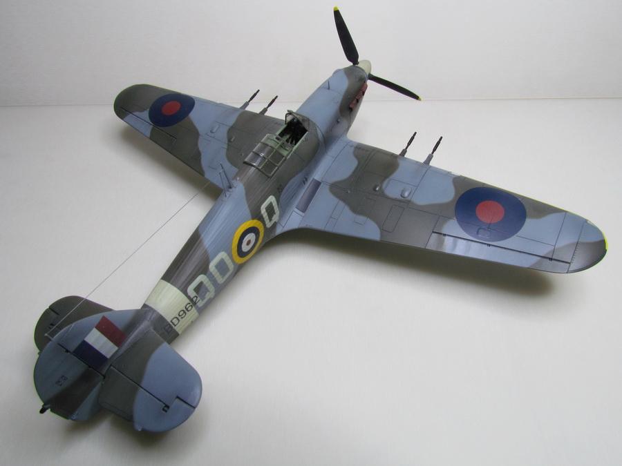Hurricane Mk IIC 108