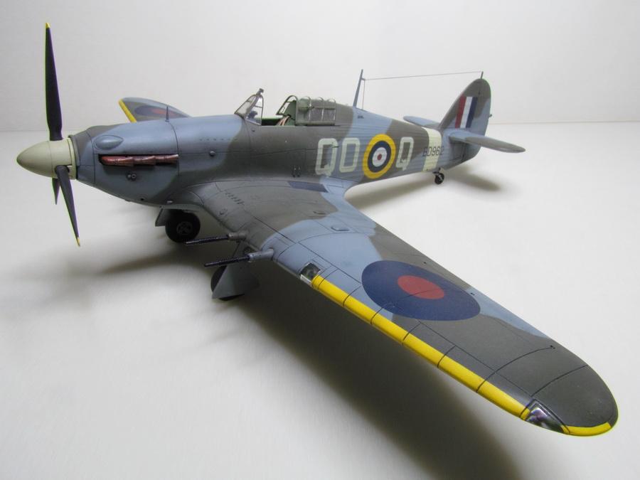 Hurricane Mk IIC 115